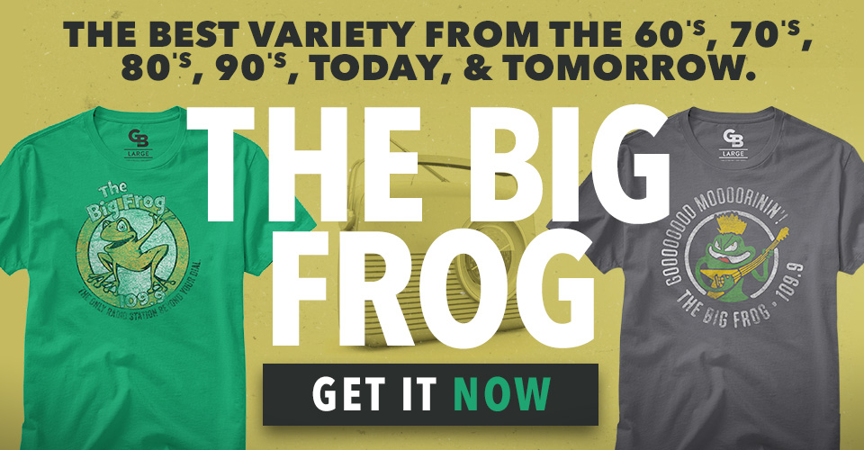 The Big Frog T-Shirts